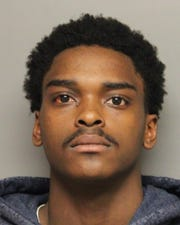 Chaz Cowan was charged by state prosecutors as a member of the Shoot To Kill teen street gang in Wilmington.