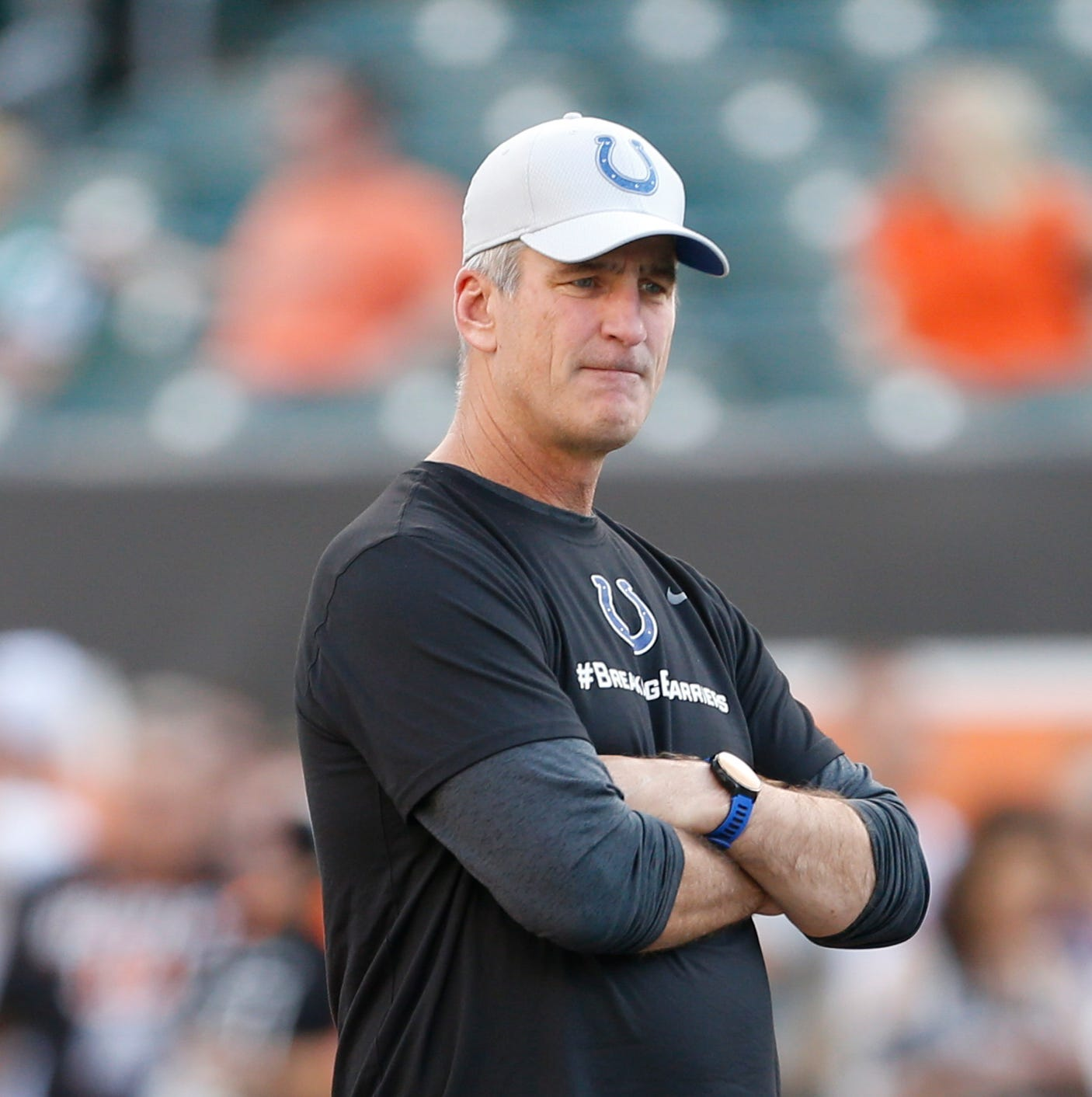 Colts' coach Frank Reich had special bond with Carson Wentz