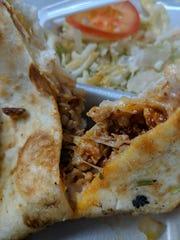 Chipolte Chicken Quesadilla