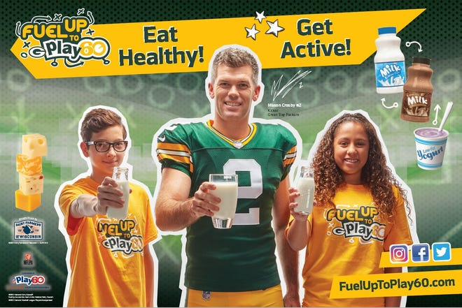 The new school year marks the 10th year of the educational program Fuel Up to Play 60 to promote dairy