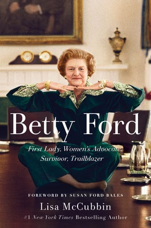 """Betty Ford"" by Lisa McCubbin"