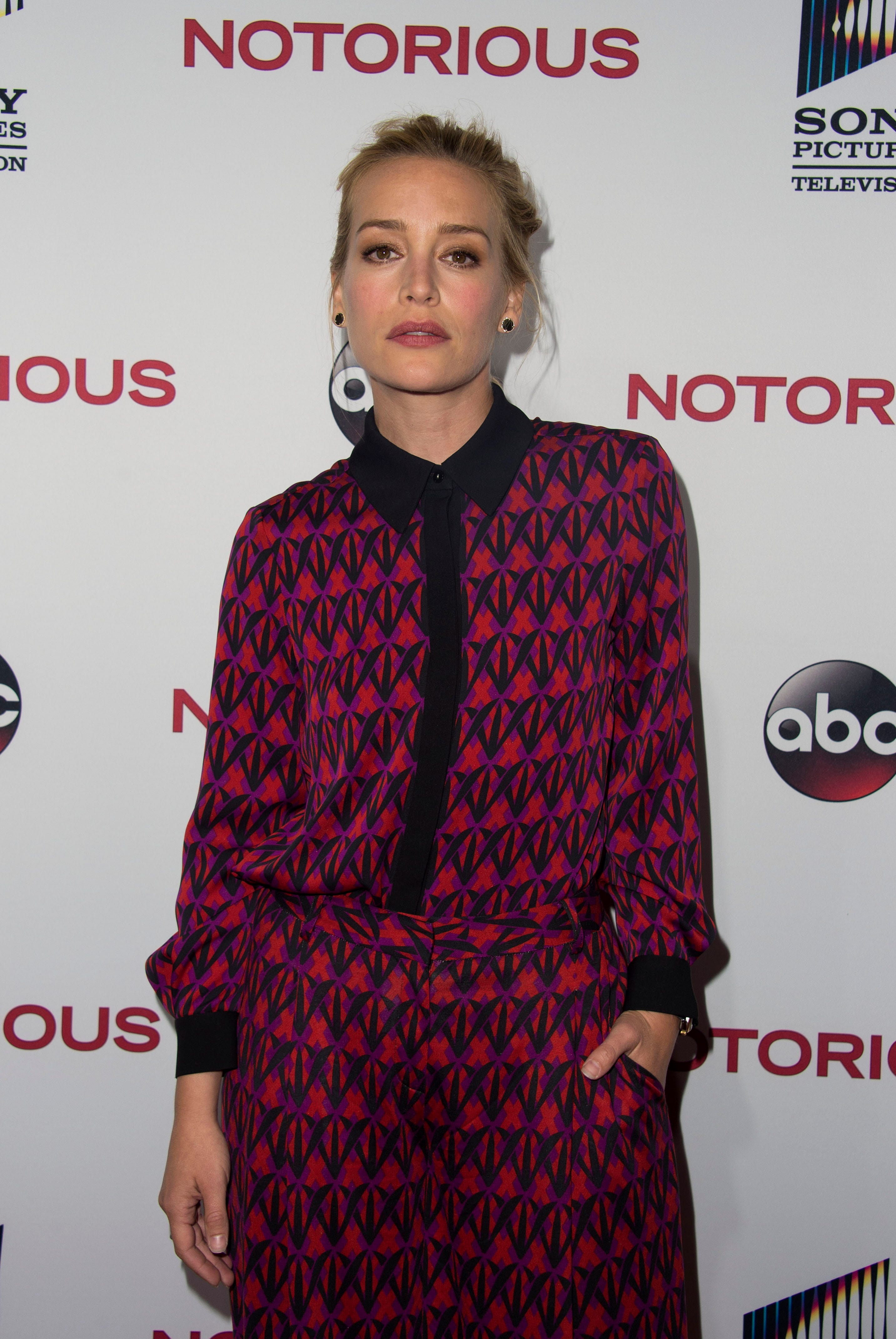 'Covert Affairs' actress Piper Perabo arrested for protesting Kavanaugh's court confirmation