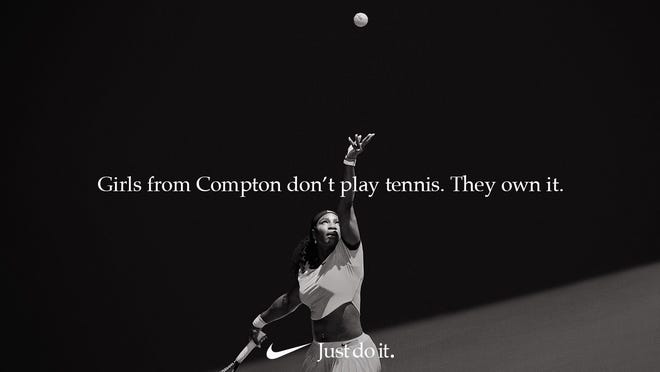 Get Nike Ad Campaign PNG