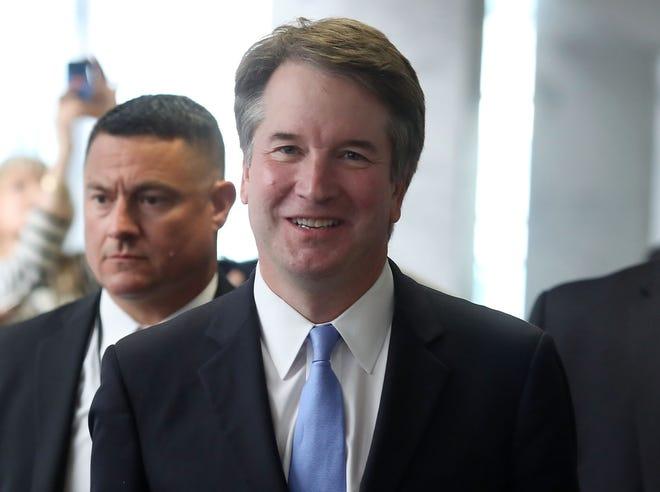 Supreme Court nominee Brett Kavanaugh goes before the Senate Judiciary Committee today.