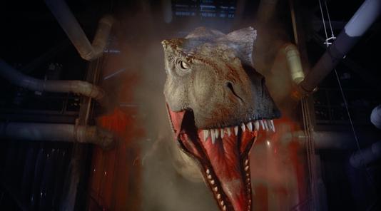 Jurassic Park Ride 18