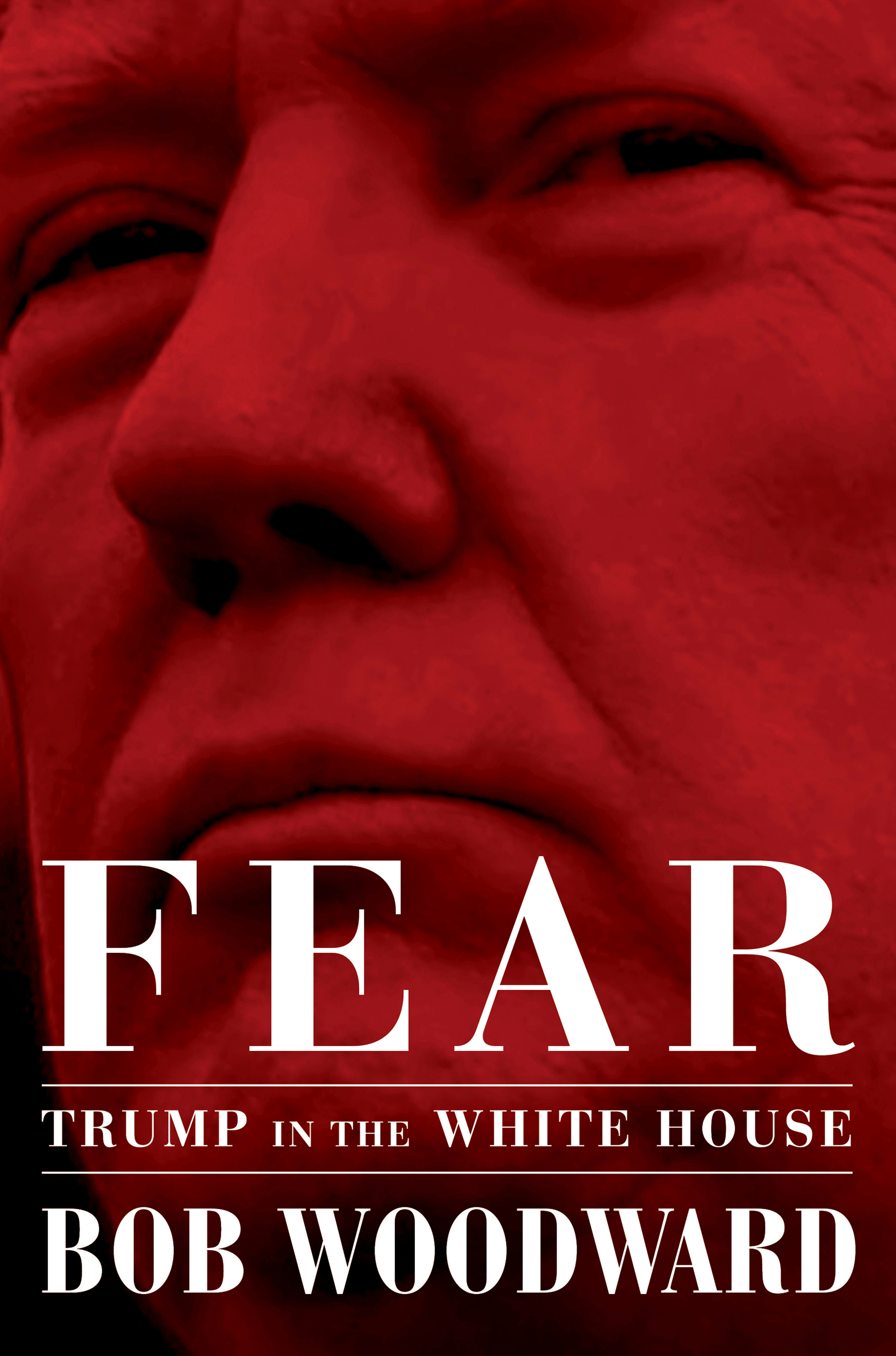 Trump in the White House  - Bob Woodward