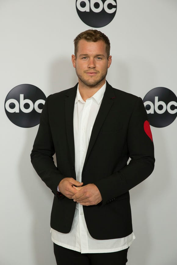 "Colton Underwood has been announced as the new ""Bachelor."""