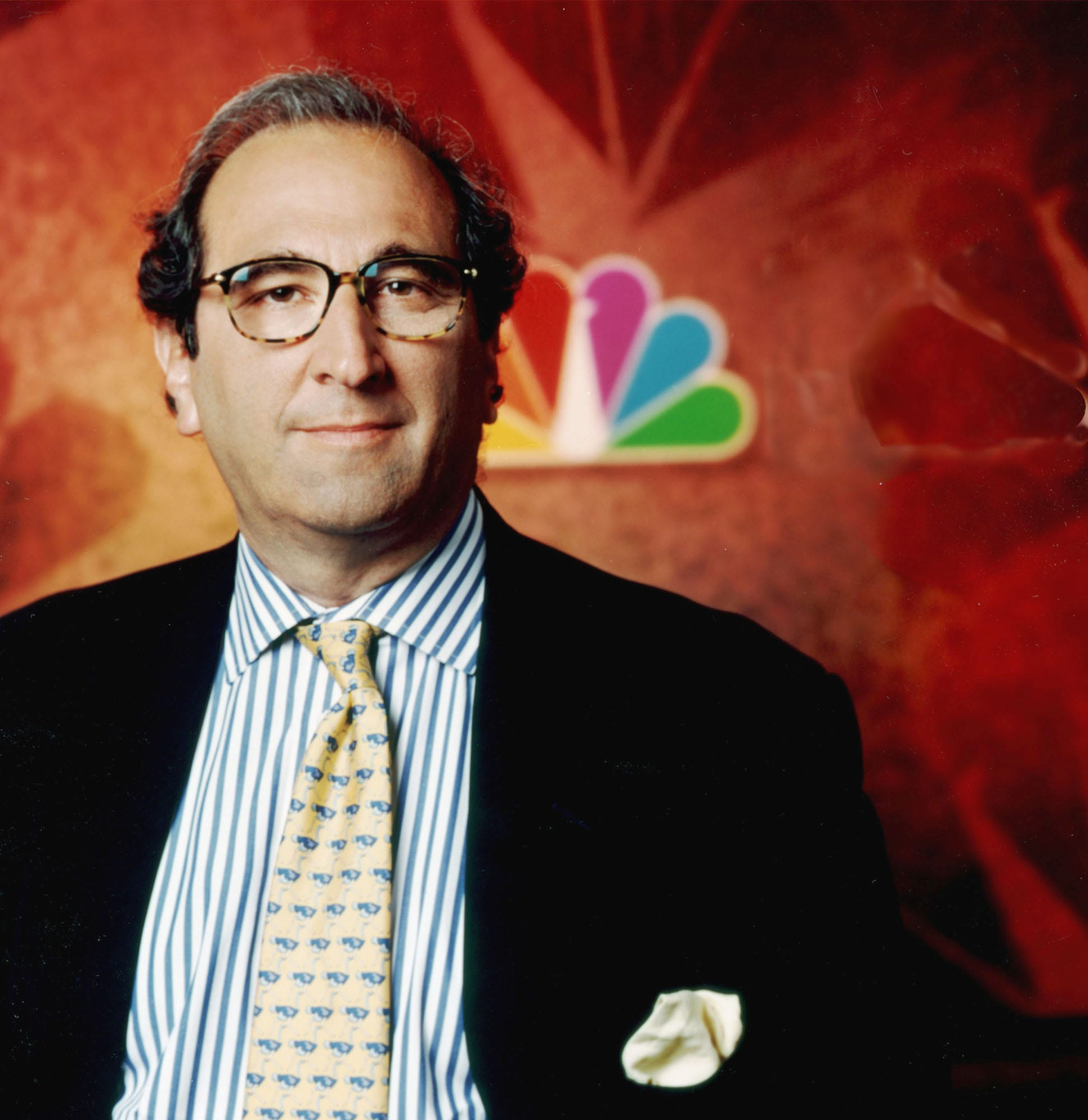 NBC's Andy Lack on Harvey Weinstein probe: 'At no point' did we obstruct Ronan Farrow