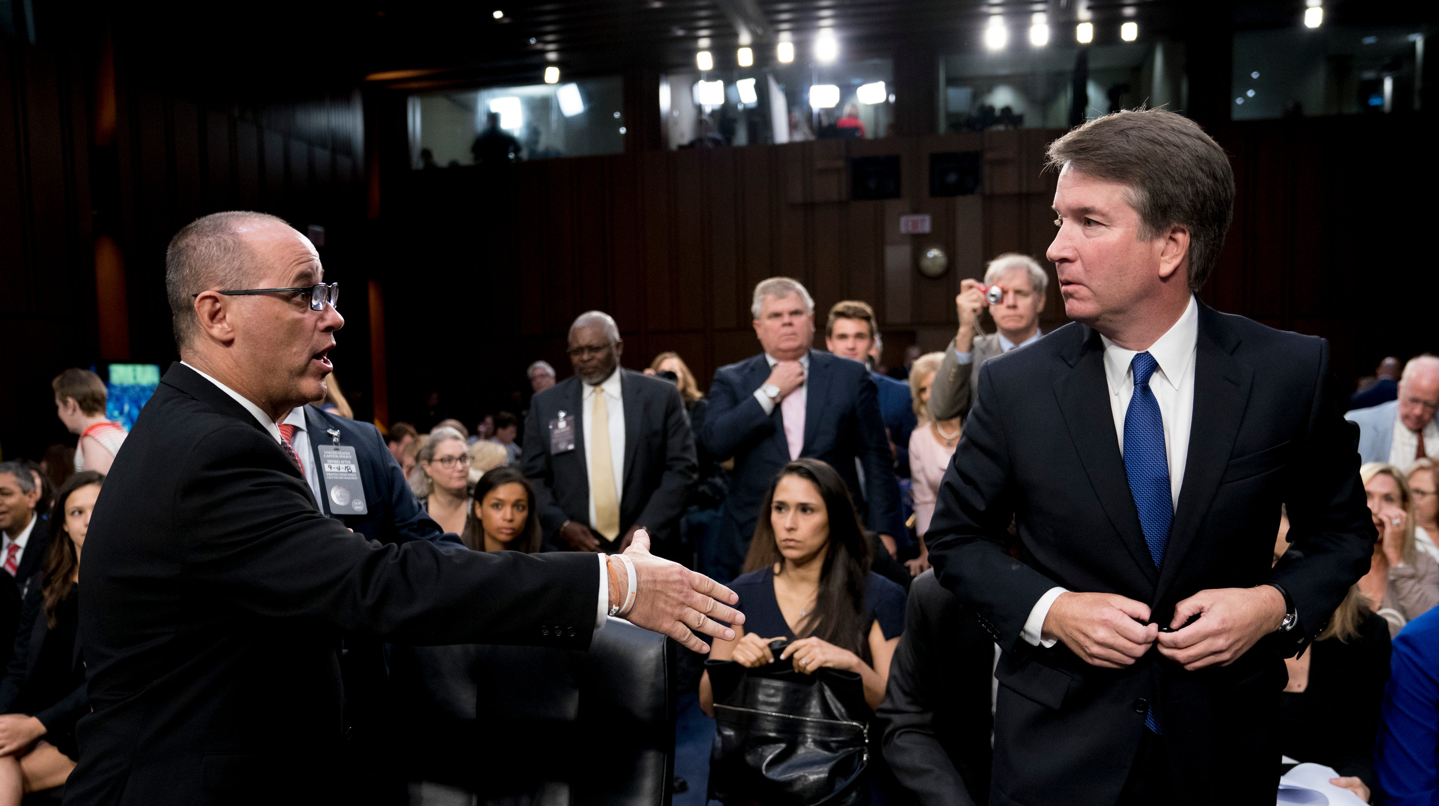 Brett Kavanaugh confirmation hearings: Return to nonpartisan vetting of Supreme Court nominees | Opinion