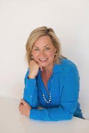 Author Lisa McCubbin.