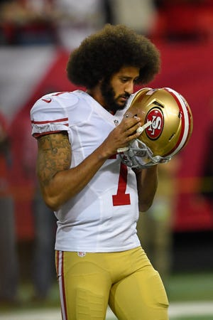 Colin Kaepernick took a knee during the national anthem two years ago. That's when Nike should have made its move.