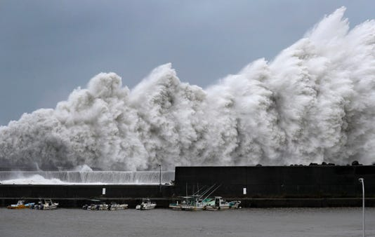 Ap Correction Japan Asia Storm I Wea Jpn