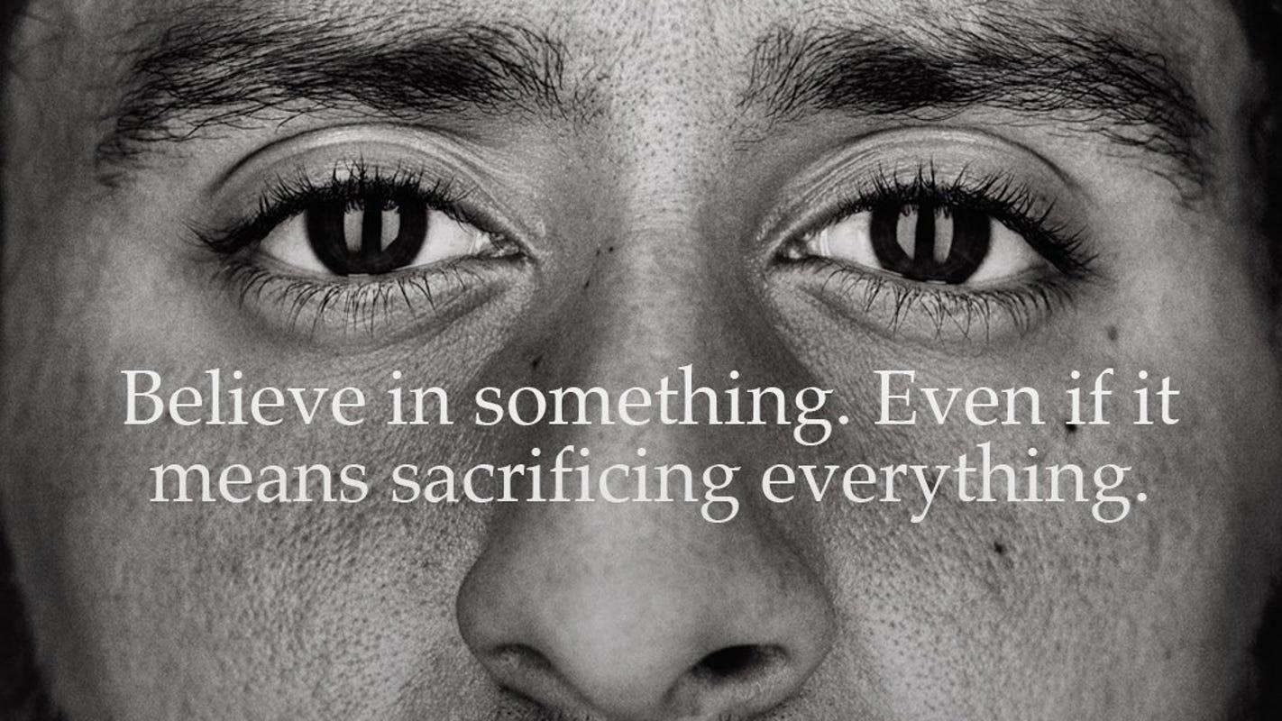 promo code 2fc4b a9b08 After Colin Kaepernick ad, I m boycotting Nike