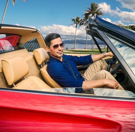 Review: 'Magnum P.I.' is reimagined for 2018, with hammy panache intact