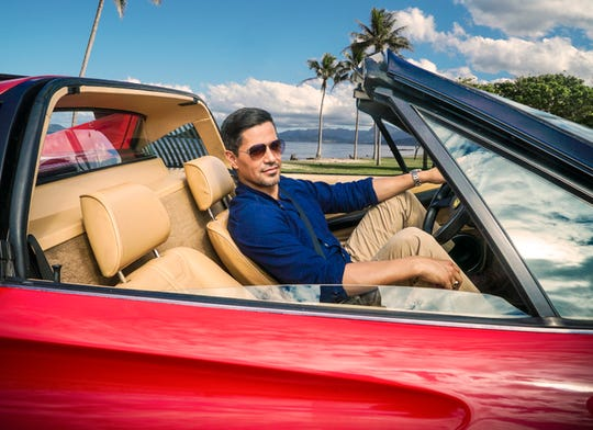 CBS' reboot of Magnum P.I. stars Jay Hernandez as Thomas Magnum, a former Navy SEAL who becomes a private investigator in Hawaii.
