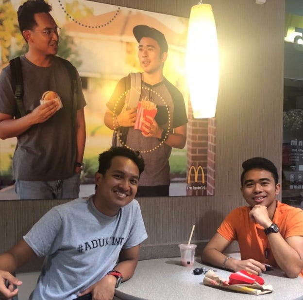 McDonald's gives students $25,000 after their fake ad went unnoticed in epic prank