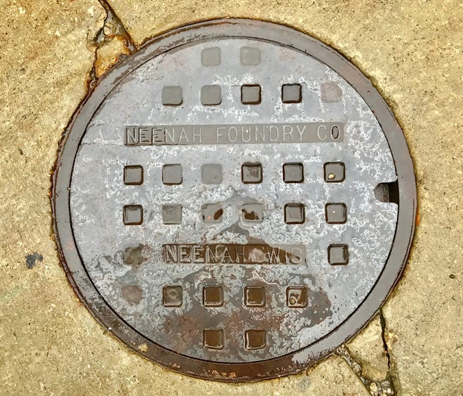 Neenah Foundry manholes can be found around the world.