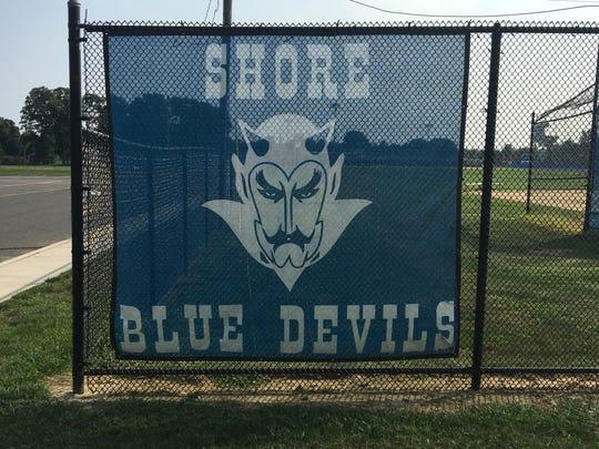 Shore Regional Sign