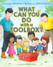 """What Can You Do With A Toolbox"" by Anthony Carrino and John Colaneri."