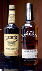Laird's Applejack, an apple whiskey, is produced by Laird & Company, the oldest distillery in America.