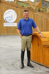 Boyd Martin is a U.S. rider to watch in the eventing competition at the FEI World Equestrian Games, running Sept. 11-23 at Tryon International Equestrian Center.