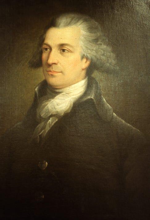 Tench Coxe Portrait