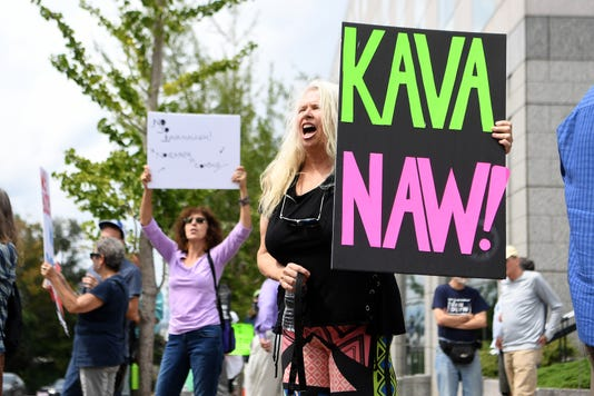 Kavanaugh Protest 002