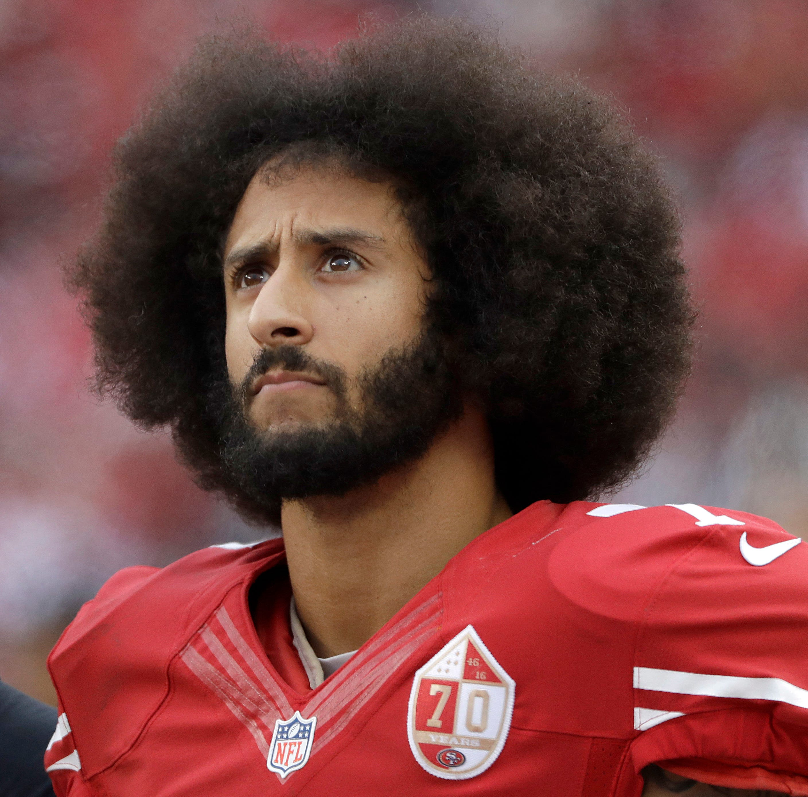 How Colin Kaepernick and an ex-Green Beret became players in Ted Cruz-Beto O'Rourke race