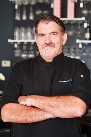 Yvan Heraud is the owner and Chef de Cuisine at Trend Kitchen in Indian Harbour Beach.