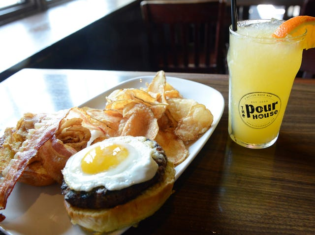 From Hangover Burgers to Pedialyte cocktails, The Pour House has