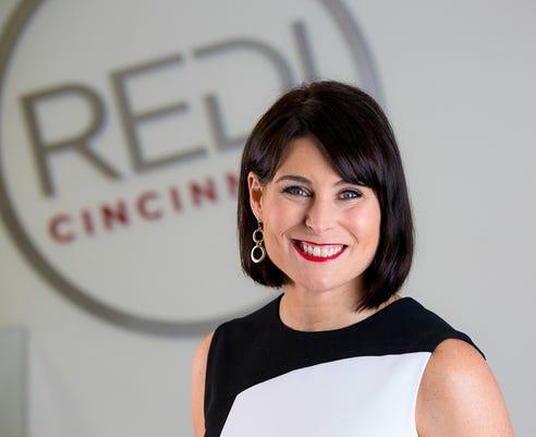 Johnna Reeder Redi Cincinnati 2018 Steve Ziegelmeyer 9287
