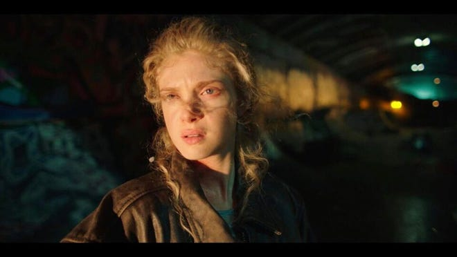 """Bridgewater-based Elena Kampouris stars in """"Sacred Lies,"""" a series that has helped to launch the new Facebook Watch platform."""