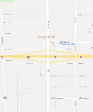 A portion of Highway 415 will close Thursday, Sept. 6 from 9 a.m. to 2 p.m. for construction.