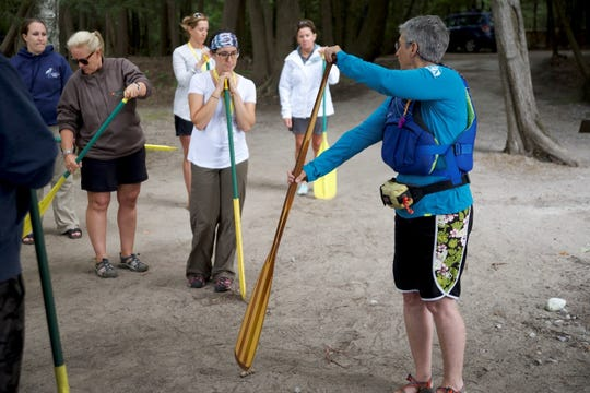 Michigan's Academy of Natural Resources is an annual, week-long professional development course designed to enrich outdoor education in classrooms.
