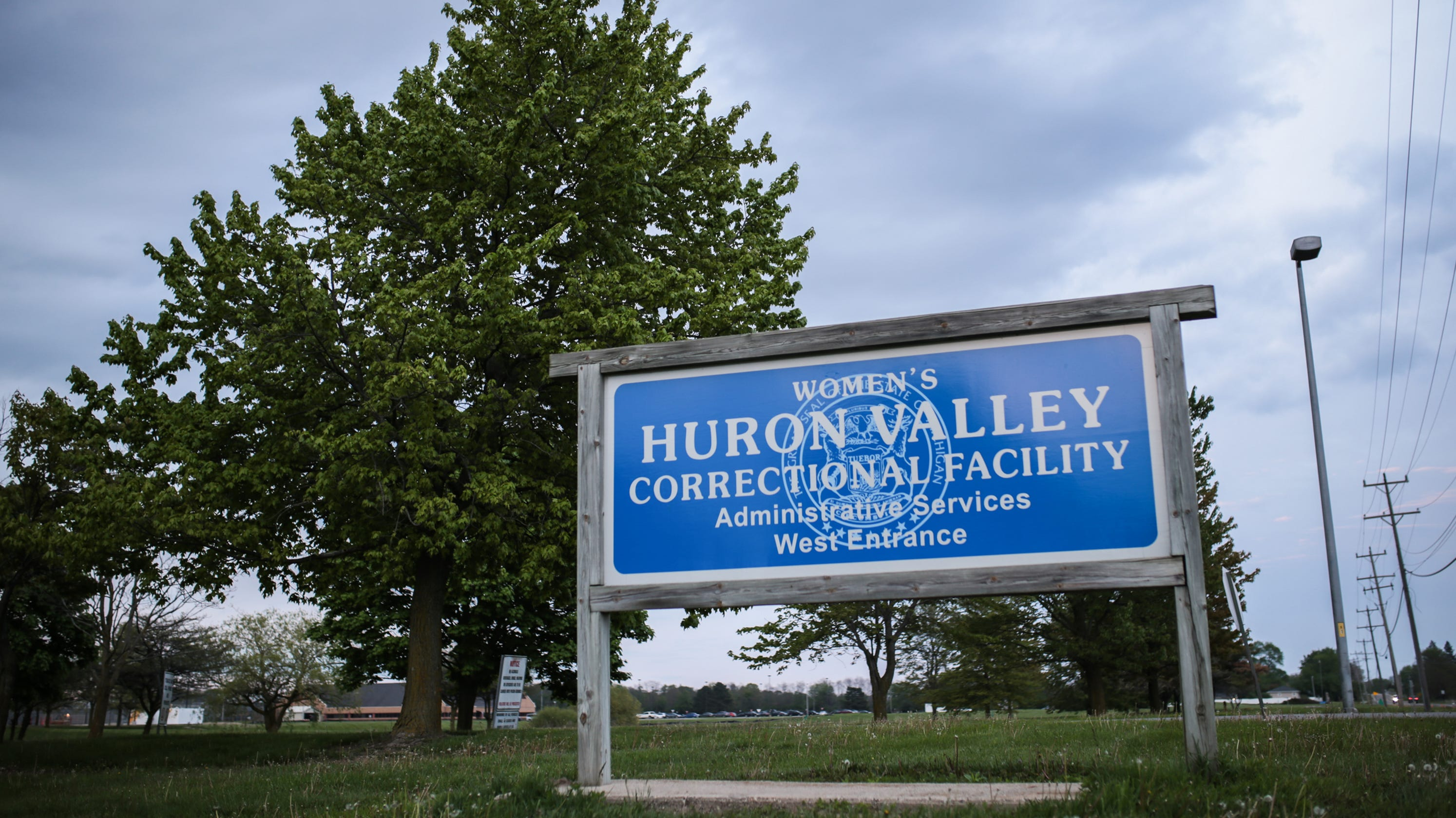 Women say conditions at crowded state prison 'cruel and unusual'