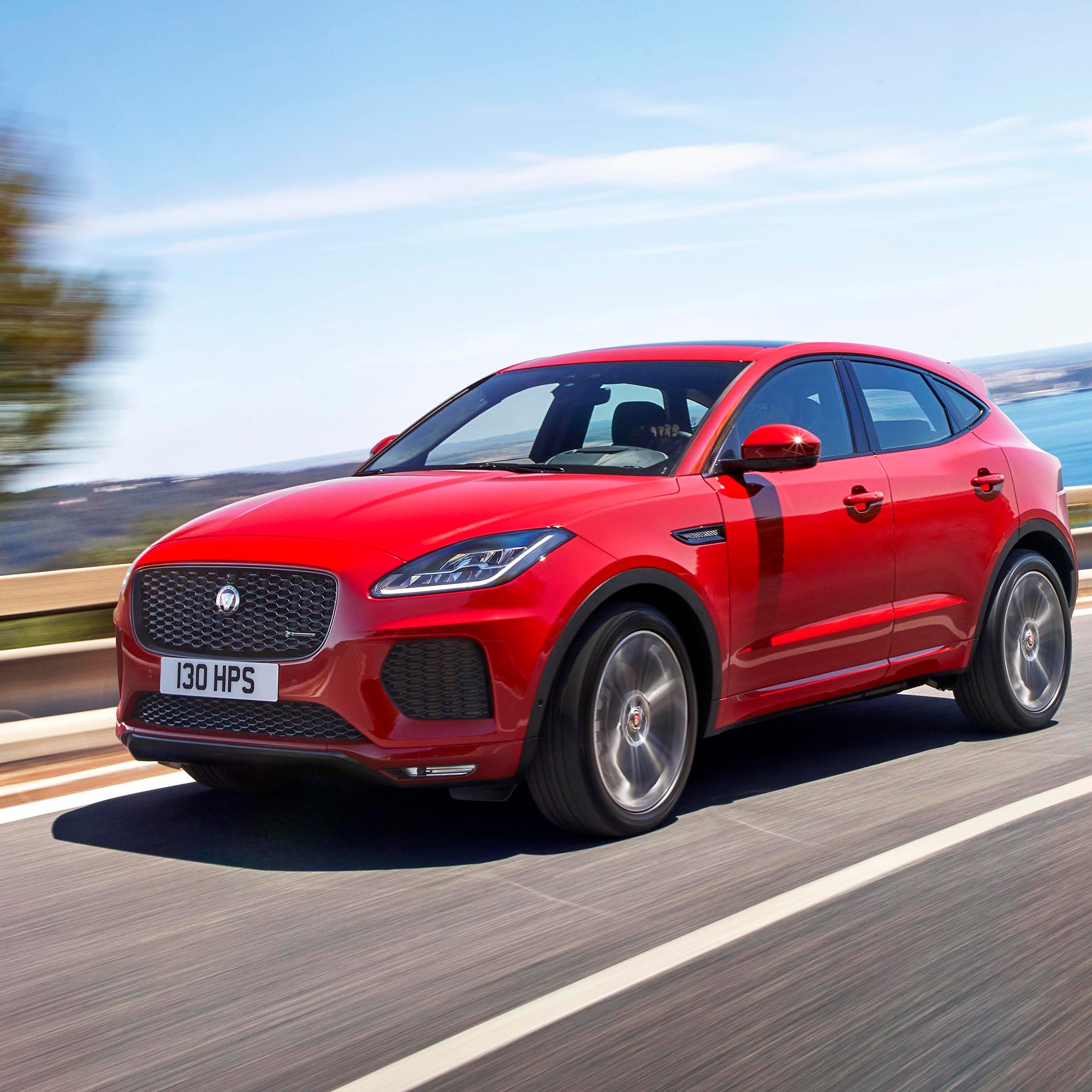 The 2018 E-Pace small SUV is Jaguar's future, but old problems remain