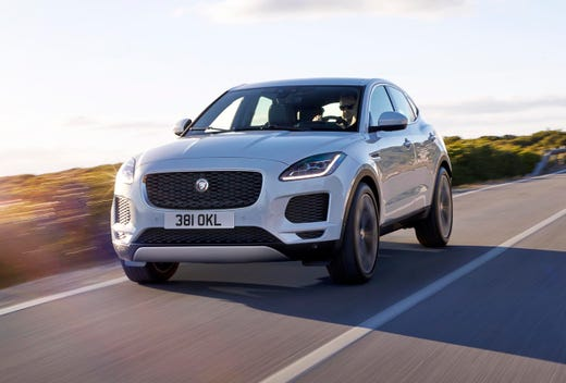 E Pace Small Suv Is Jaguar S Future But Old Problems Remain