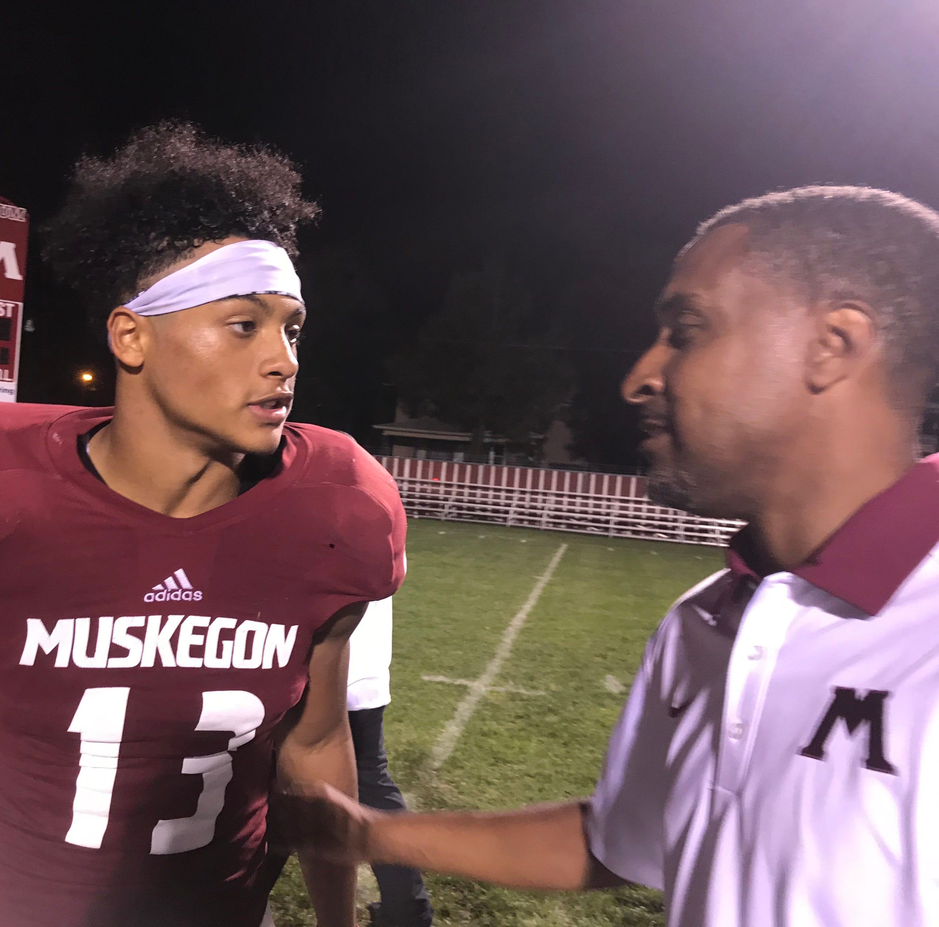 Muskegon QB Cameron Martinez finally gets offer from Michigan football