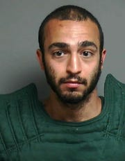 Miguel Mansour, 22, of Stering Heights charged in the Sept. 1, 2018 stabbing death at Grant Park in Utica.