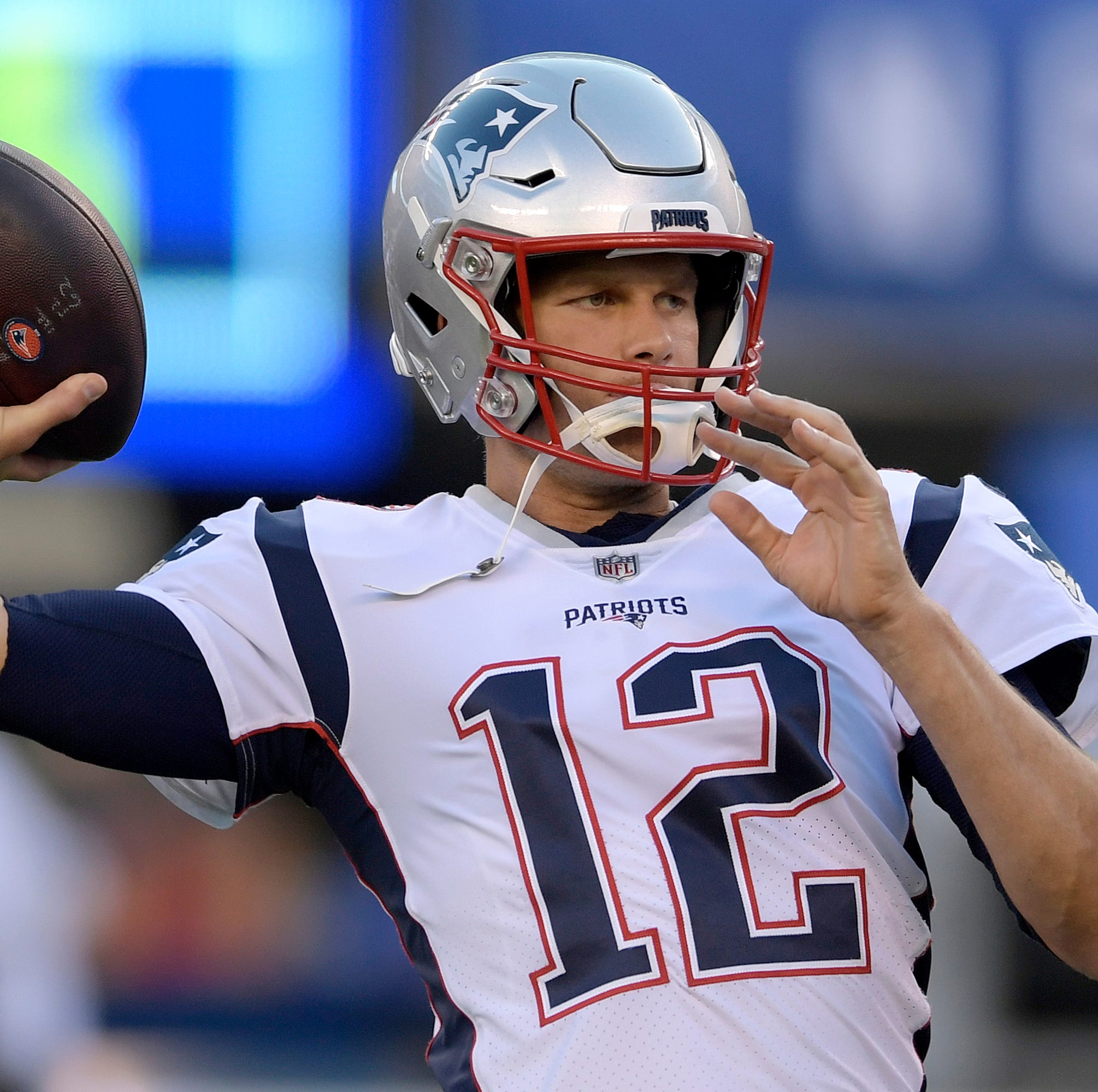 Wednesday's NFL: Five more years still Brady's goal