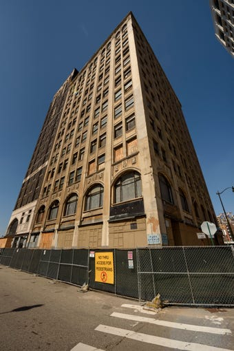 park avenue building to be restored