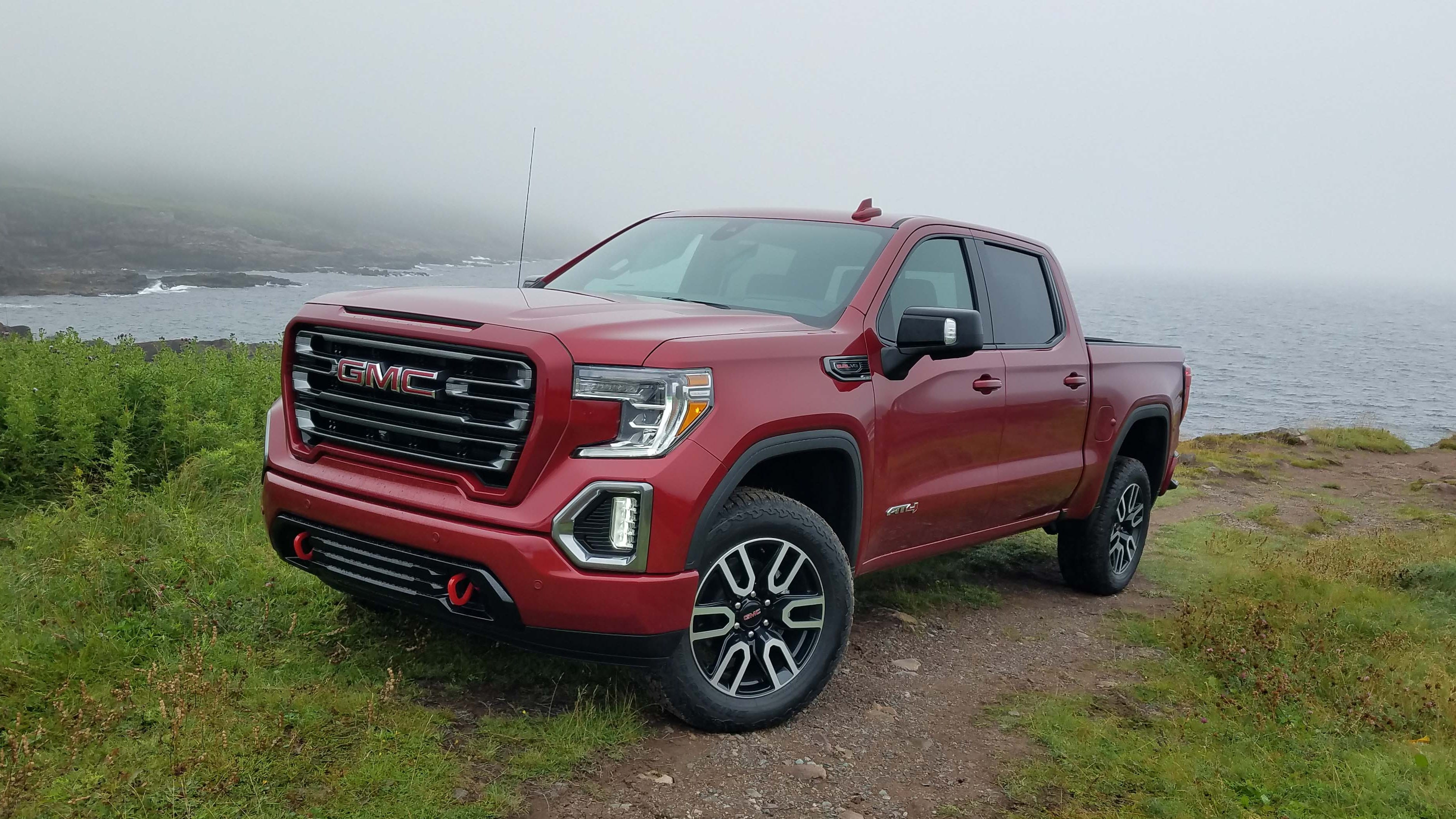 GMC Sierra pickup moves uptown