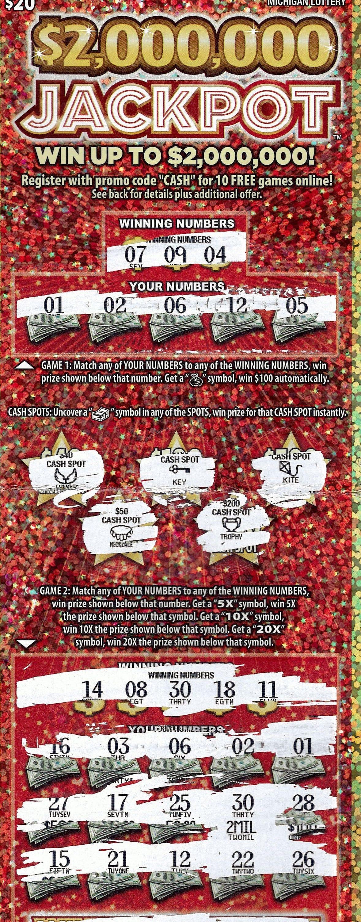 Lotteryticket2mill