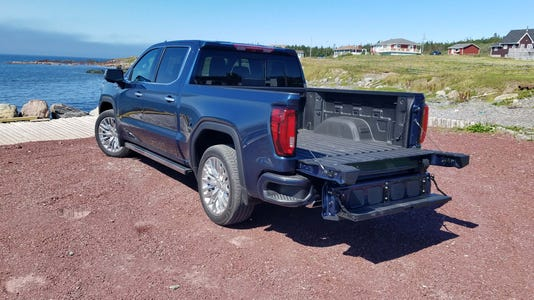 Gmc Bed Drop Wide
