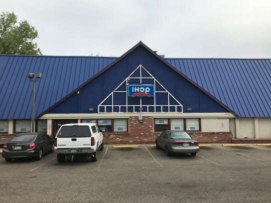 The IHOP restaurant at 1002 S. College Ave. is closing.