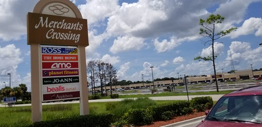 Lee County is providing $75,000 toward renovations at Merchants Crossing in North Fort Myers to give the complex  heightened curb appeal to consumers.