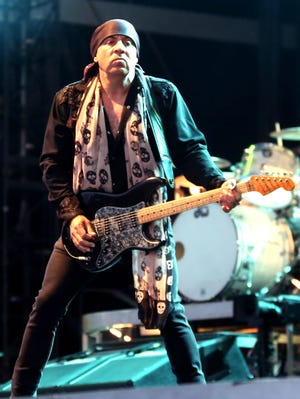 Steven Van Zandt and his band, Little Steven and the Disciples of Soul, will play the Meyer Theatre