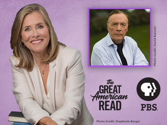 Chat with Meredith Vieira & James Patterson