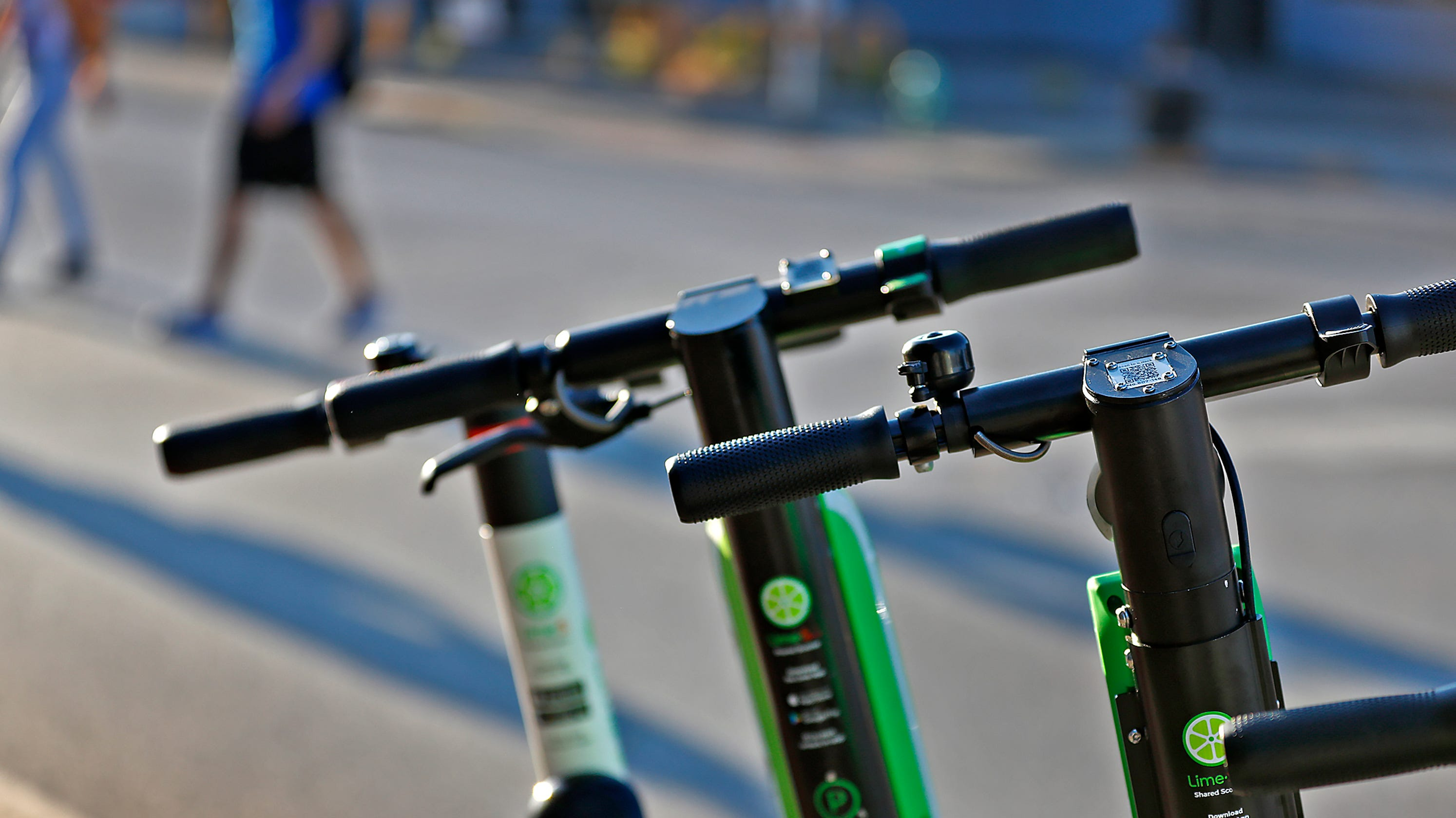 Lime scooters launches in Bloomington near Indiana