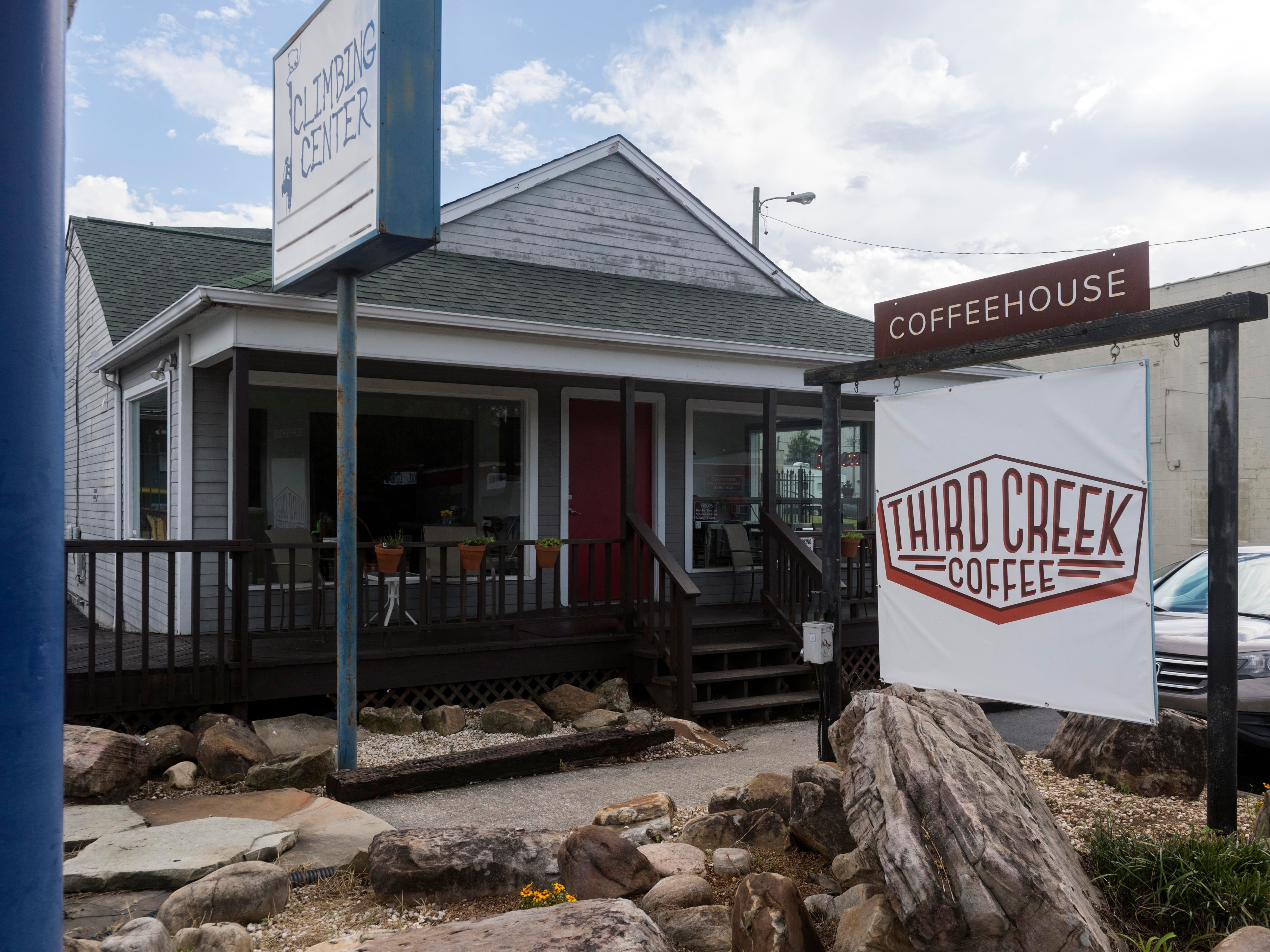 Third Creek Coffee at 2920 Sutherland Ave. on Saturday, September 1, 2018.